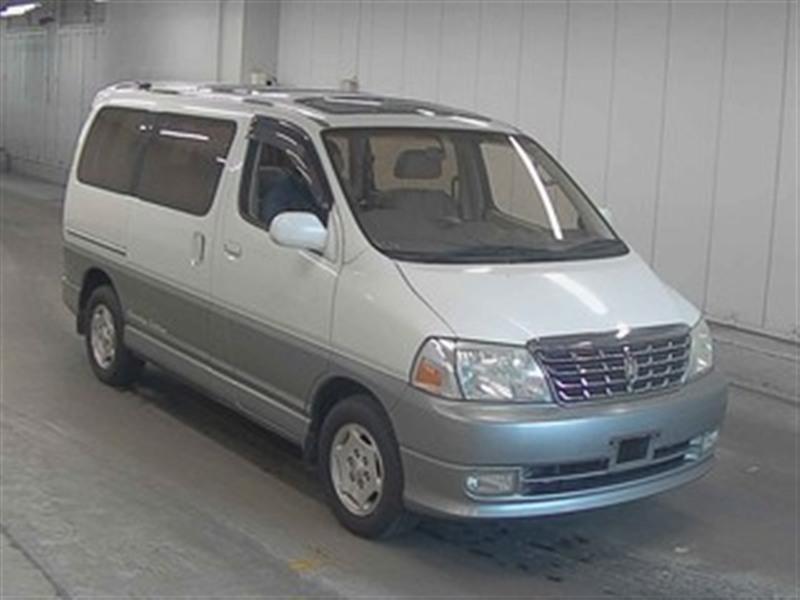 Авто на разбор Toyota Grand Hiace VCH10 5VZ-FE 2001