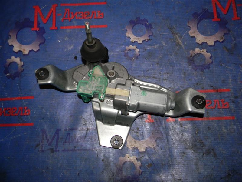 Привод дворников Mitsubishi Outlander Xl CW5W 4B12 2005 задний