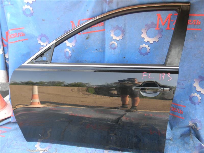 Дверь боковая Toyota Camry ACV40 2AZ-FE 2009 передняя левая