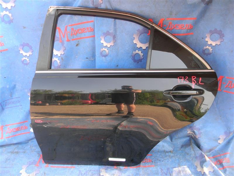 Дверь боковая Toyota Camry ACV40 2AZ-FE 2009 задняя левая