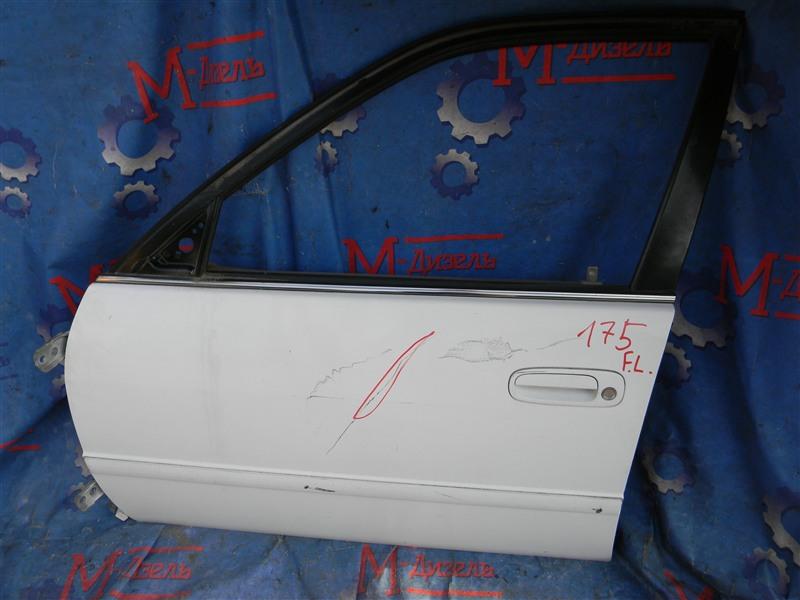 Дверь боковая Toyota Corolla AE110 5A-FE 1998 передняя левая