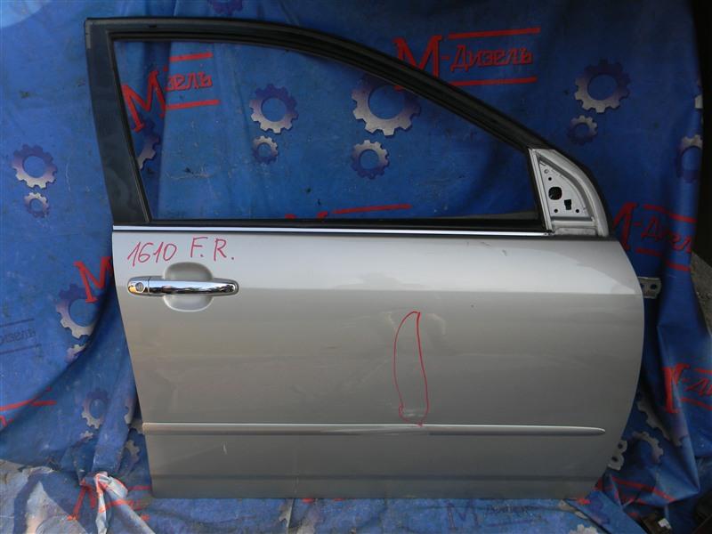 Дверь боковая Toyota Corolla NZE121 1NZ-FE 2002 передняя правая