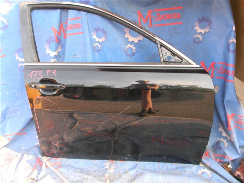 Дверь боковая Toyota Camry ACV40 2AZ-FE 2009 передняя правая