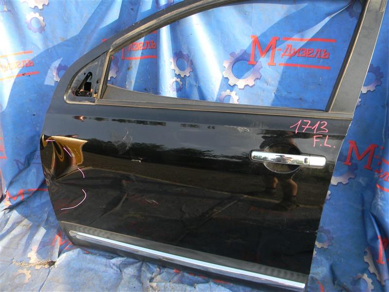 Дверь боковая Nissan Qashqai KJ10 MR20DE 2011 передняя левая