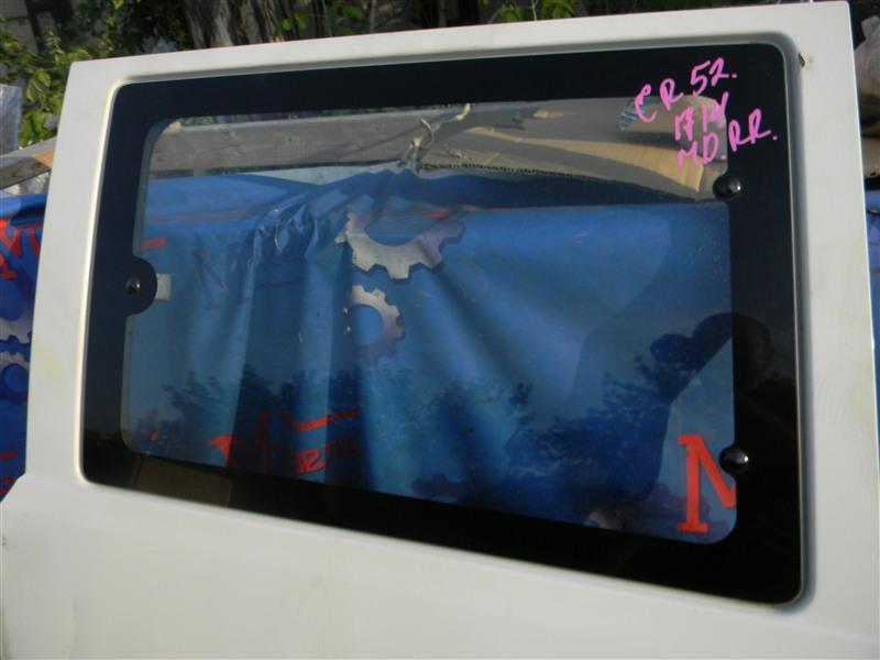 Дверь боковая Toyota Townace Noah CR52 3CE 2001 задняя правая