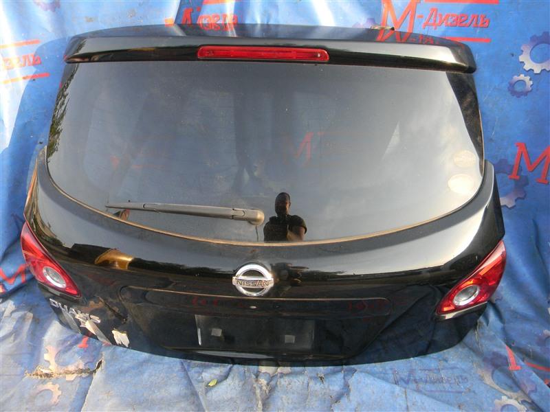 Дверь 5я Nissan Qashqai KJ10 MR20DE 2011