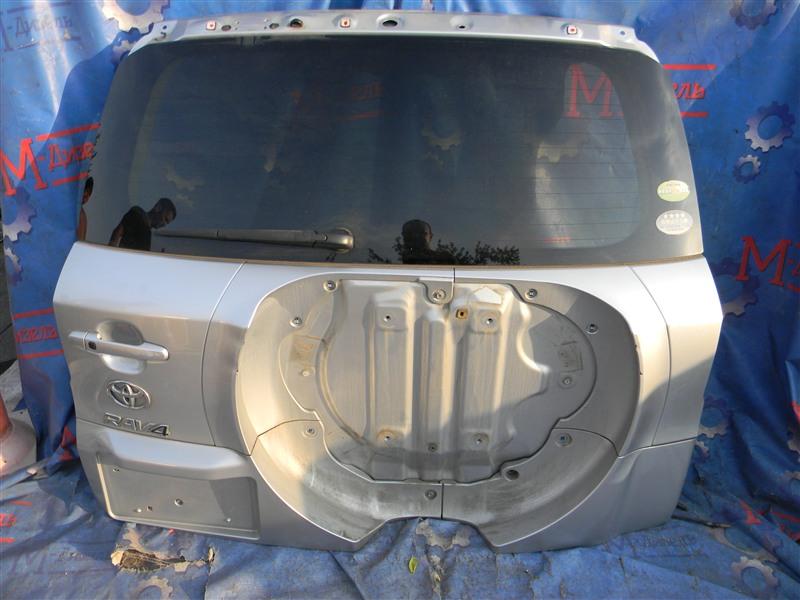 Дверь 5я Toyota Rav4 ACA31 2AZ-FE 2006