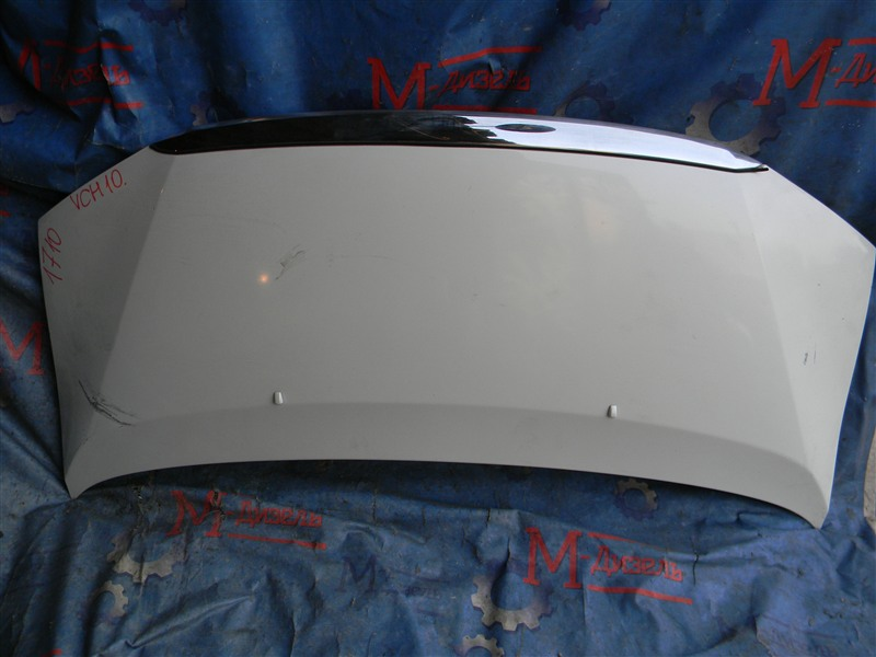 Капот Toyota Grand Hiace VCH10 5VZ-FE 2001