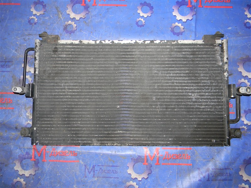 Радиатор кондиционера Toyota Caldina ET196V 5E-FE 1997