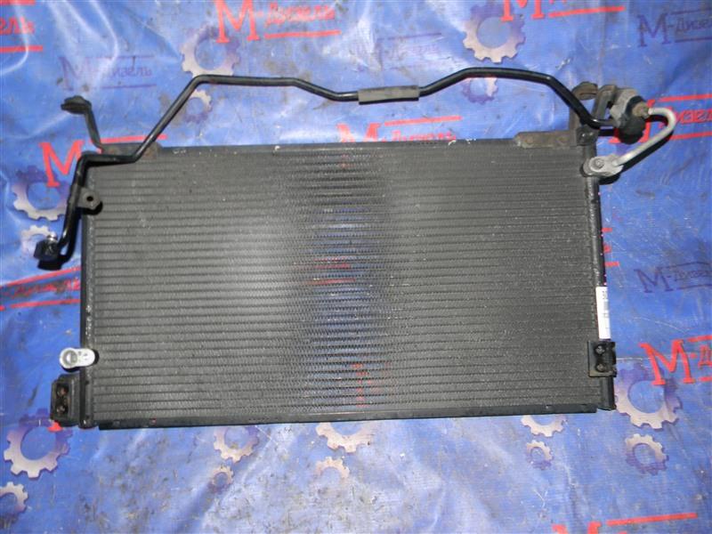 Радиатор кондиционера Mitsubishi Pajero V26W 4M40-T 1995