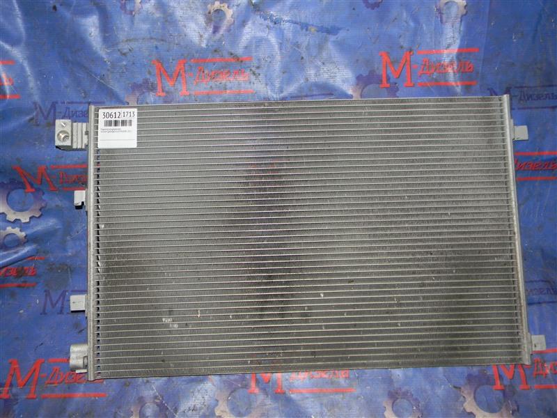 Радиатор кондиционера Nissan Qashqai KJ10 MR20DE 2011