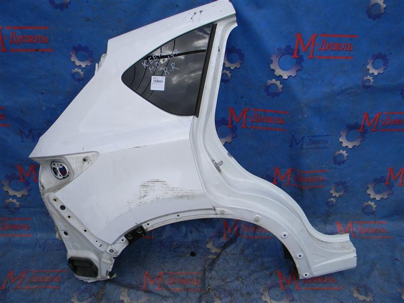 Крыло Mazda Cx-5 KEEFW PE-VPS 2011 заднее правое