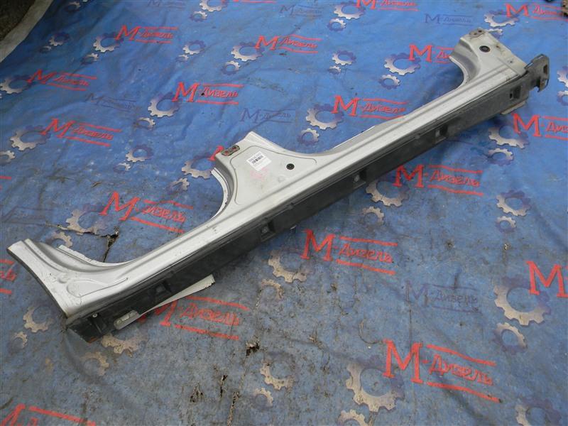Порог Suzuki Grand Vitara TD54W J20A 2006 правый
