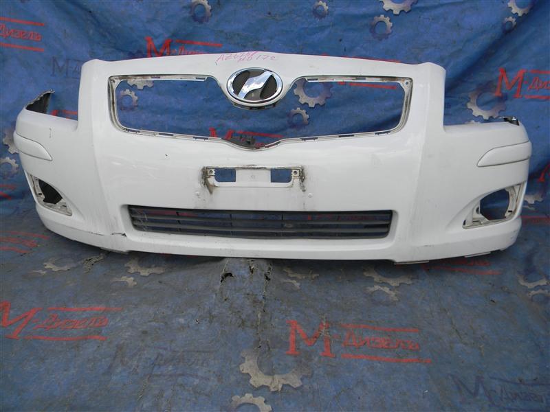 Бампер Toyota Avensis AZT251 2AZ-FSE 2007 передний