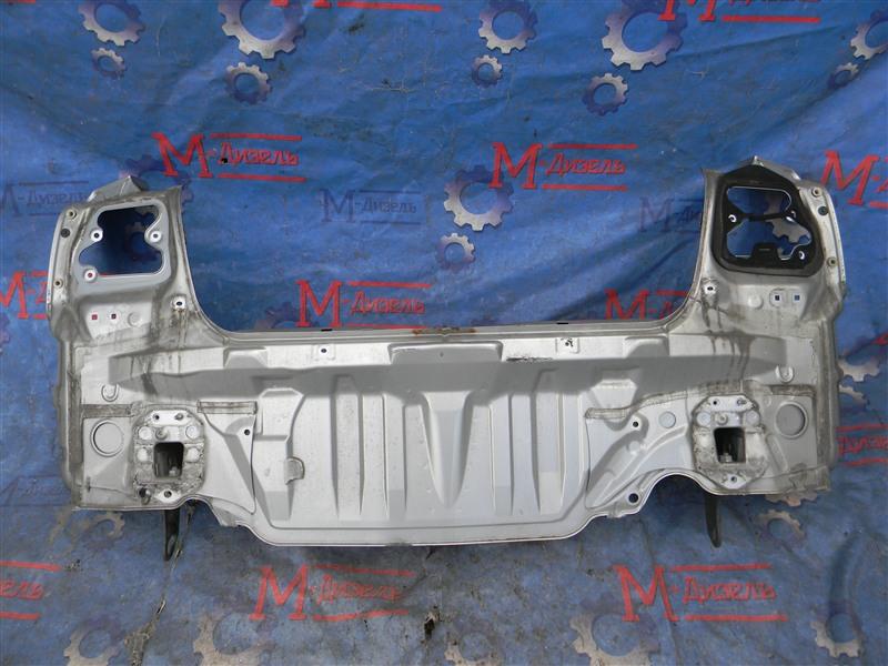 Задняя панель кузова Toyota Avensis AZT250 1AZ-FSE 2007 задняя