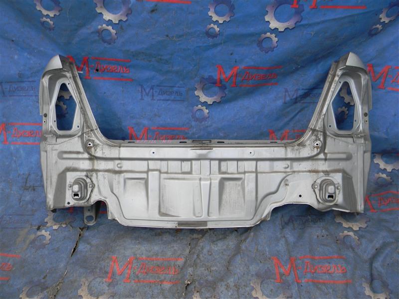 Задняя панель кузова Toyota Corolla NZE124 1NZ-FE 2000 задняя