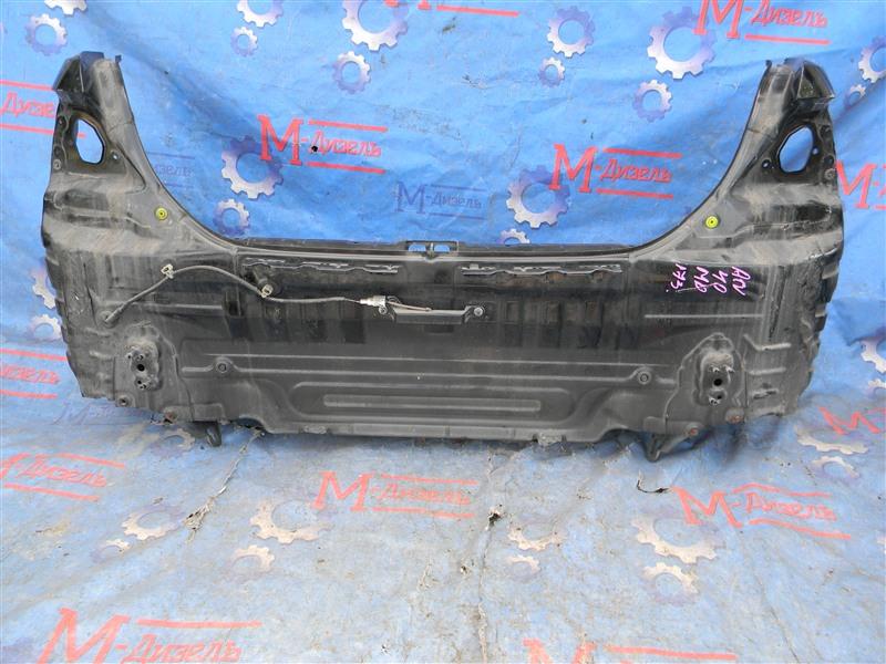 Задняя панель кузова Toyota Camry ACV40 2AZ-FE 2009 задняя