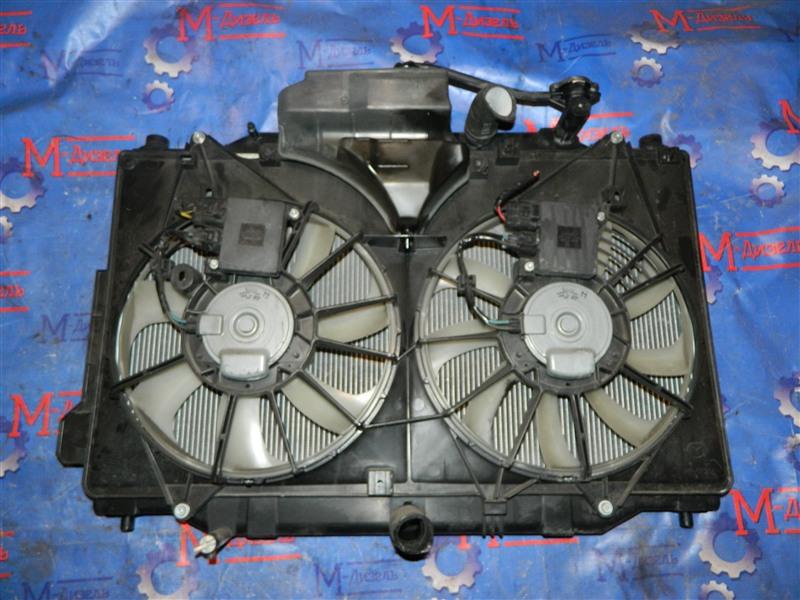 Радиатор двигателя Mazda Cx-5 KE2FW SH-VPTS 2012