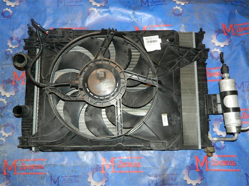 Радиатор двигателя Nissan Qashqai KJ10 MR20DE 2011