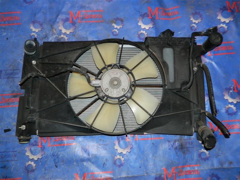 Радиатор двигателя Toyota Corolla NZE124 1NZ-FE 2000