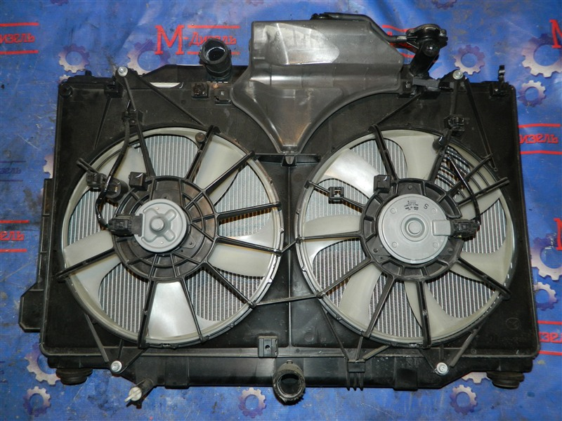 Радиатор двигателя Mazda Cx-5 KEEFW PE-VPS 2011