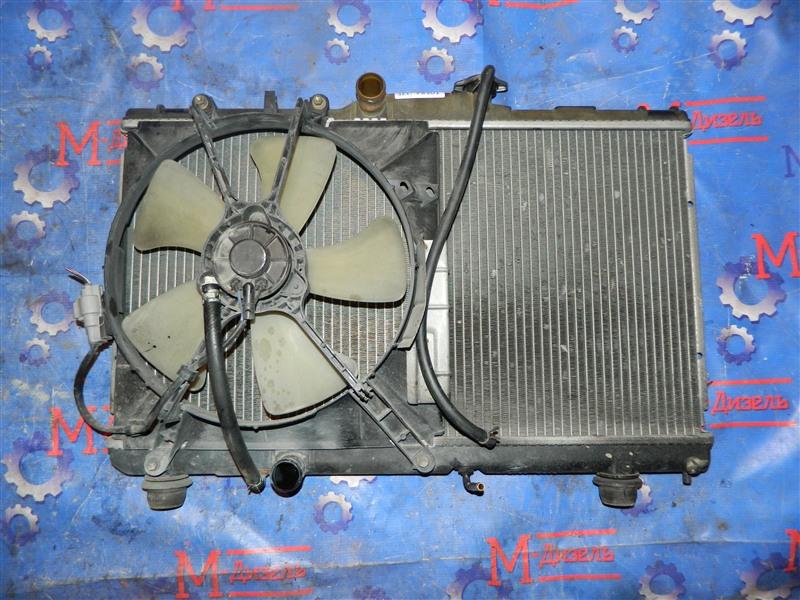 Радиатор двигателя Toyota Corolla AE110 5A-FE 1998