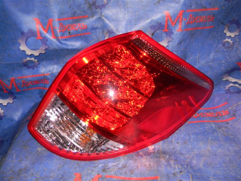 Стоп-сигнал Toyota Rav4 ACA31 2AZ-FE 2006 задний правый