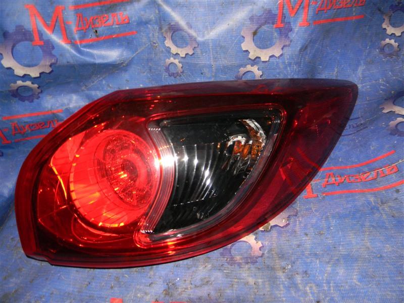 Стоп-сигнал Mazda Cx-5 KEEFW PE-VPS 2011 задний правый