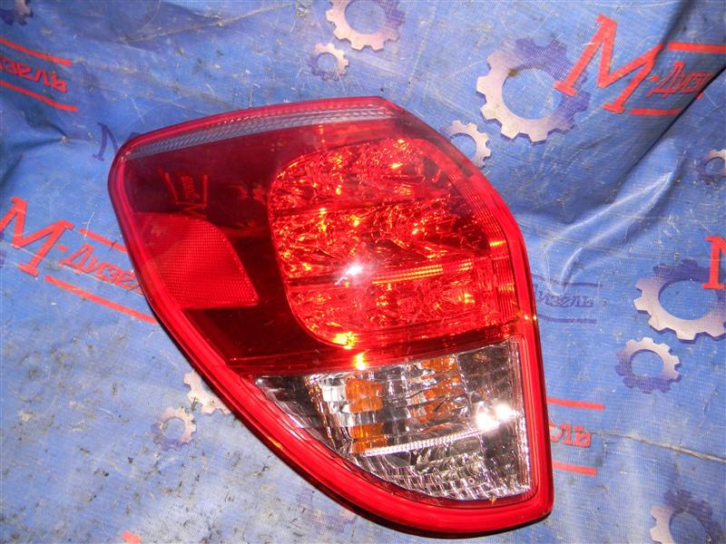 Стоп-сигнал Toyota Rav4 ACA31 2AZ-FE 2006 задний левый