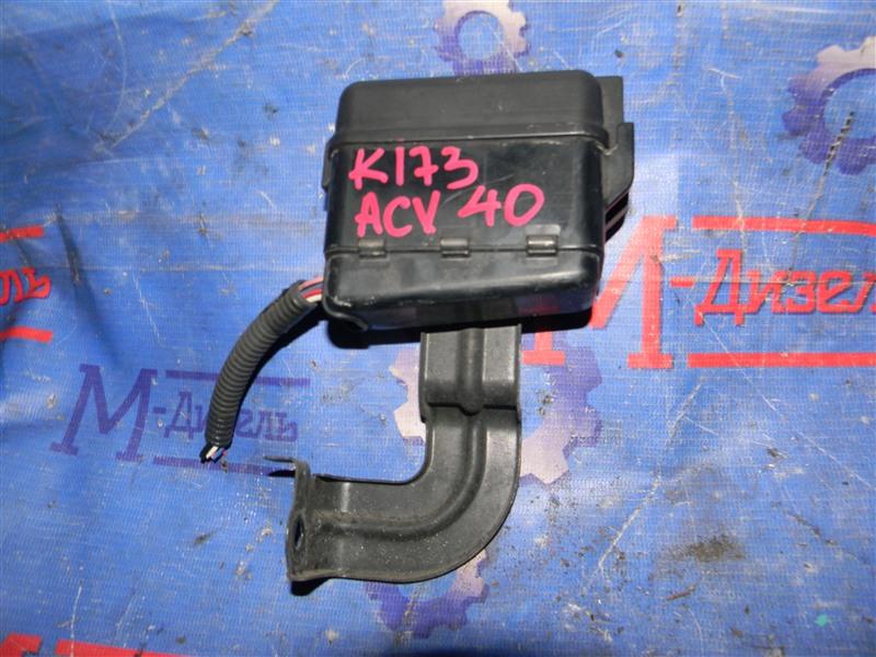 Блок предохранителей Toyota Camry ACV40 2AZ-FE 2009