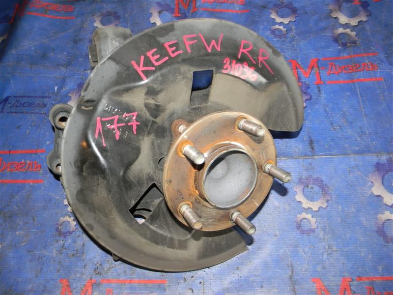 Ступица Mazda Cx-5 KEEFW PE-VPS 2011 задняя правая