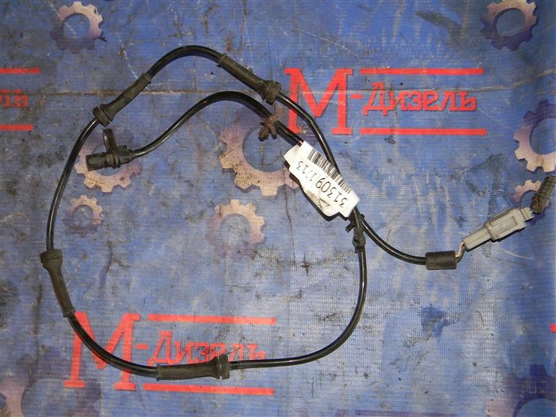 Датчик abs Nissan Qashqai KJ10 MR20DE 2011 задний правый
