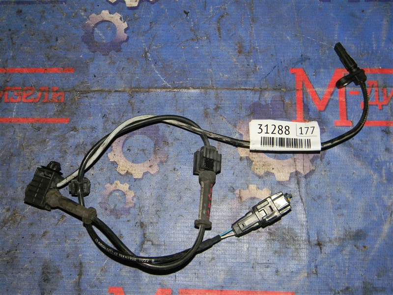 Датчик abs Mazda Cx-5 KEEFW PE-VPS 2011 передний левый