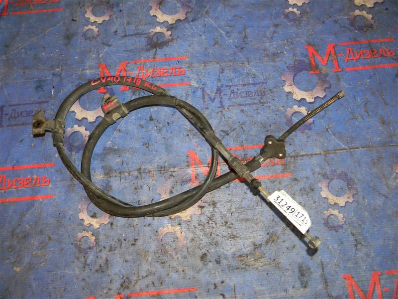 Трос ручника Toyota Vista CV40 3C-T 1996 задний левый