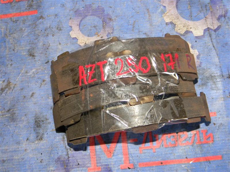 Колодки тормозные Toyota Avensis AZT250 1AZ-FSE 2007 задние