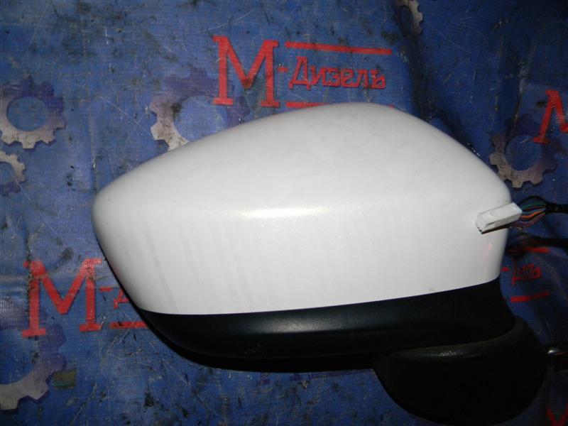 Зеркало боковое Mazda Cx-5 KE2FW SH-VPTS 2012 переднее правое