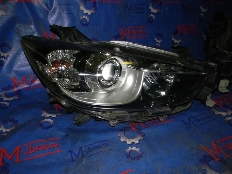 Фара Mazda Cx-5 KE2FW CHY1 2012 передняя правая