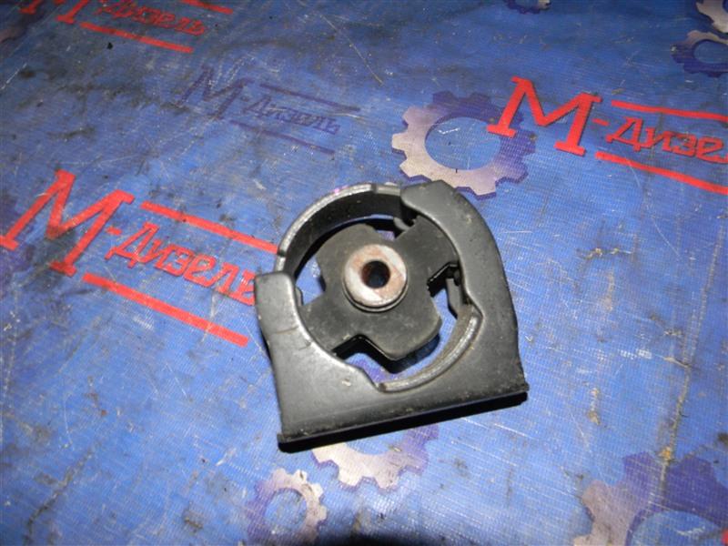 Подушка двигателя Toyota Corolla NZE124 1NZ-FE 2000 передняя