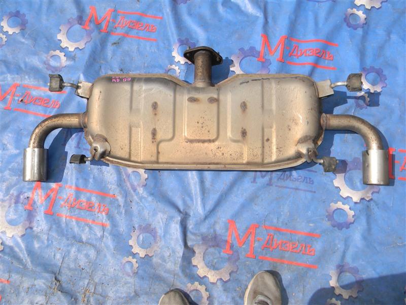 Глушитель Mazda Cx-5 KE2FW SH-VPTS 2012