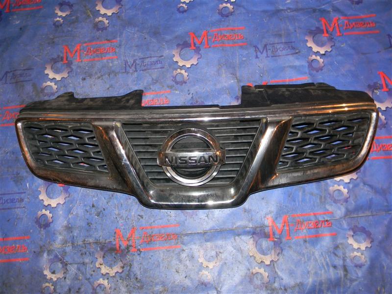 Решетка радиатора Nissan Qashqai KJ10 MR20DE 2011
