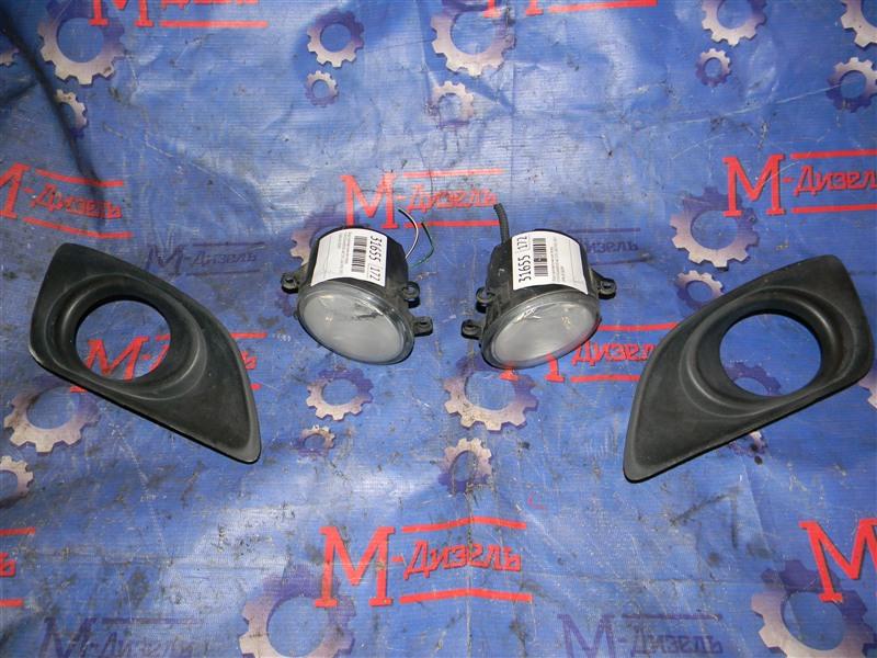 Фара противотуманная Toyota Avensis AZT251 2AZ-FSE 2007 передняя