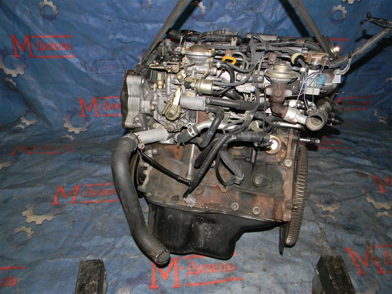 Двигатель Toyota Vista CV40 3C-T 1996