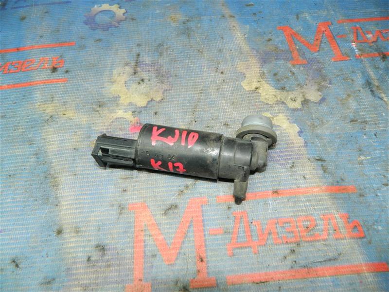 Мотор омывателя Mazda Cx-5 KE2FW SH-VPTS 2012