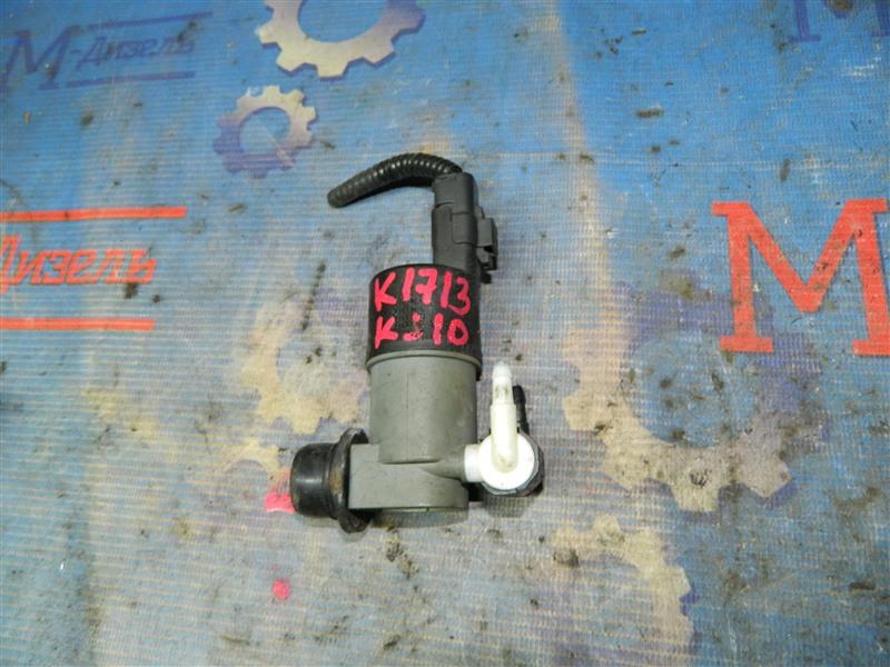 Мотор омывателя Nissan Qashqai KJ10 MR20DE 2011
