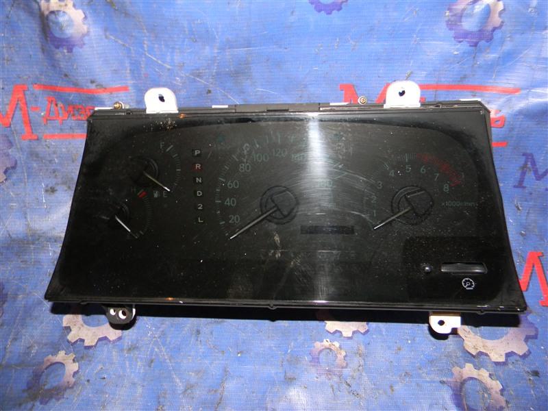 Панель приборов Toyota Granvia VCH10 5VZ-FE 2001