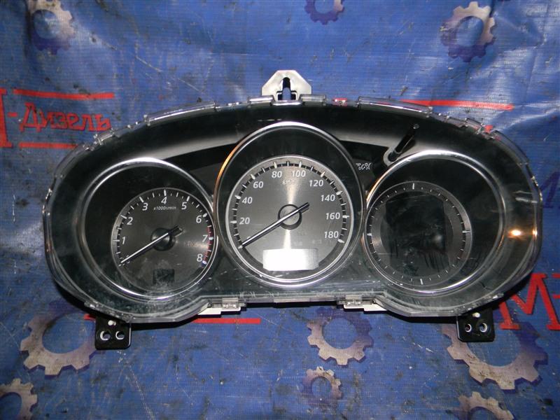 Панель приборов Mazda Cx-5 KEEFW PE-VPS 2011