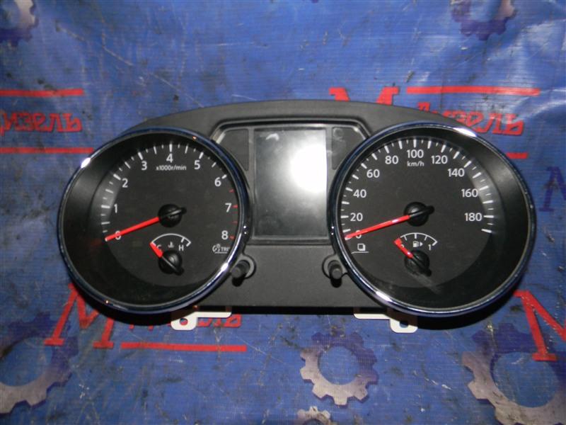 Панель приборов Nissan Qashqai KJ10 MR20DE 2011