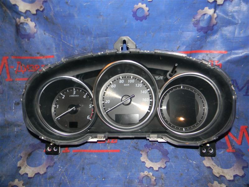 Панель приборов Mazda Cx-5 KE2FW SH-VPTS 2012