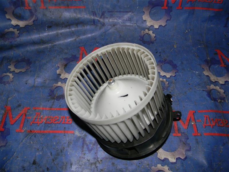 Мотор отопителя Nissan Qashqai KJ10 MR20DE 2011