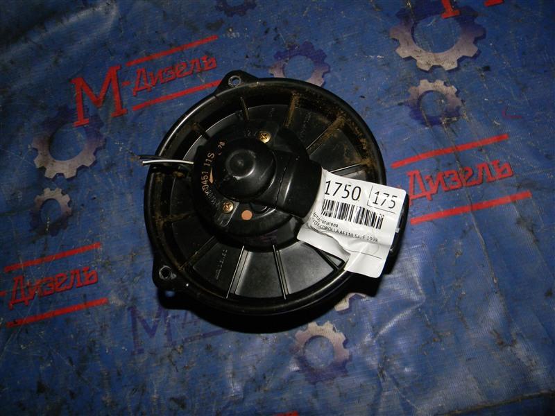 Мотор отопителя Toyota Corolla AE110 5A-FE 1998